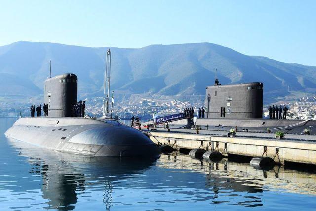 ПЛ проекта 06361 ВМС Алжира