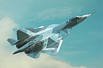 По сути, cамолета пятого поколения у России пока нет Фото с сайта www.sukhoi.org