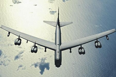 По численности самолетов стратегической авиации Америка превосходит нас до сих пор. Фото с сайта www.af.mil