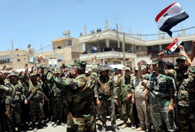 Сирийская армия (САА)
