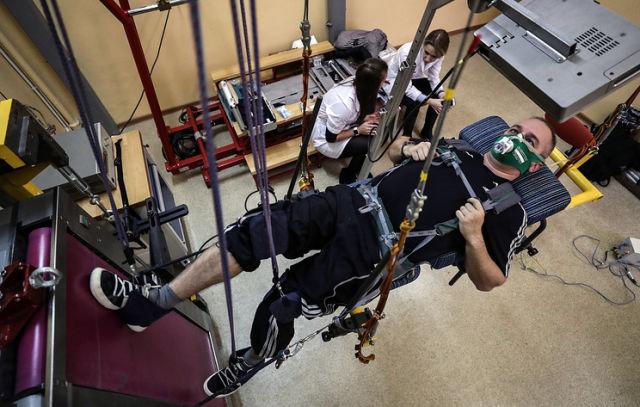 Подготовка к эксперименту по длительной изоляции SIRIUS