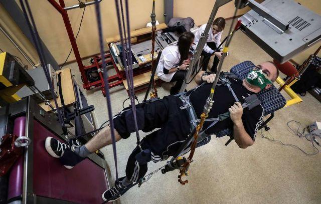 Подготовка к эксперименту SIRIUS в Институте медико-биологических проблем РАН