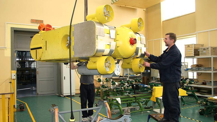 Подловить мину: подводные роботы-охотники прошли первую проверку
