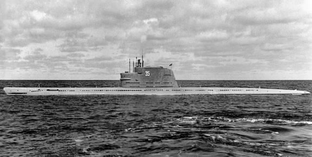 Подводная лодка Б-67