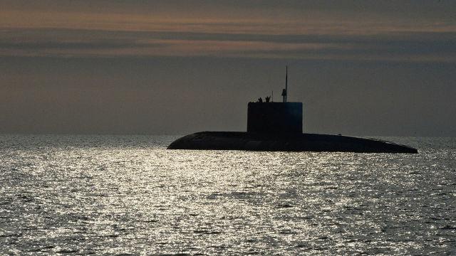 """Подводная лодка класса """"Варшавянка"""""""