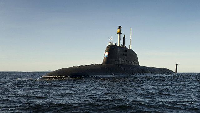 Подводная лодка проекта Ясень-М.