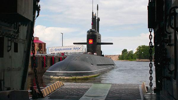 """Подводная лодка """"Санкт-Петербург"""", проект """"Лада"""""""