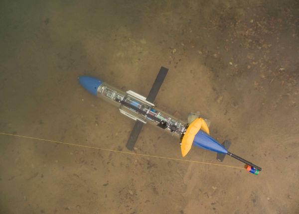 Подводный робот-планер