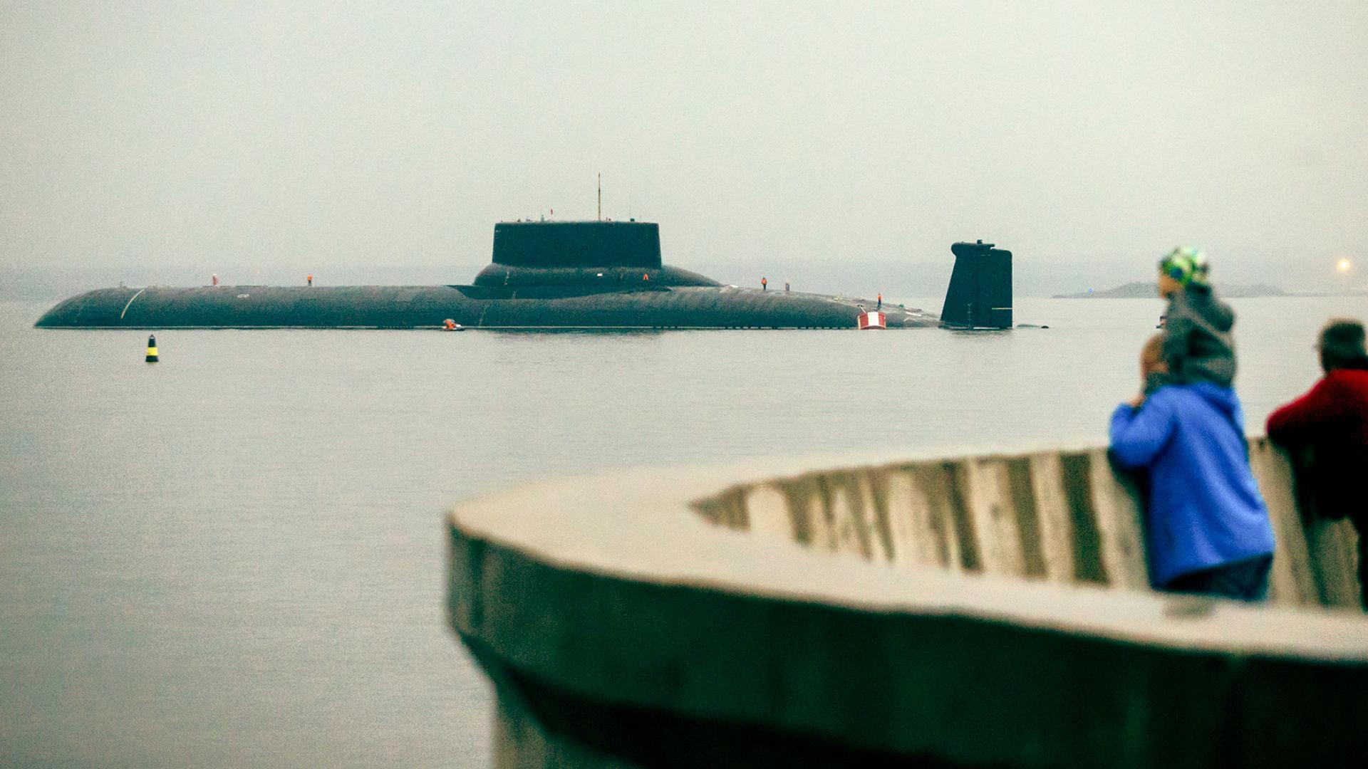 Подводный флот РФ.