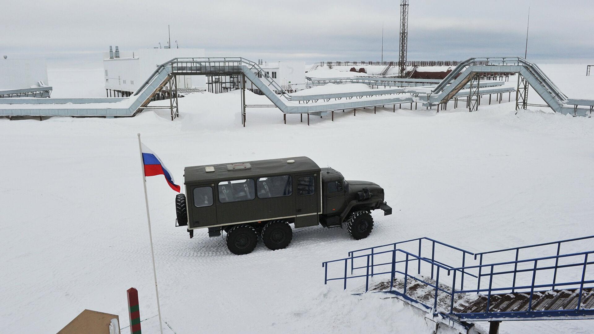 Развитие России. Арктическая лаборатория и не только