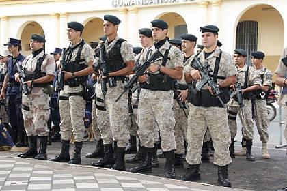 Национальная полиция Парагвая