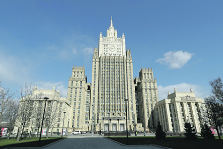 Политика, признающая, что Россия должна всем, а ей не должен никто, не имеет права на существование. Фото со страницы МИД РФ в Flickr