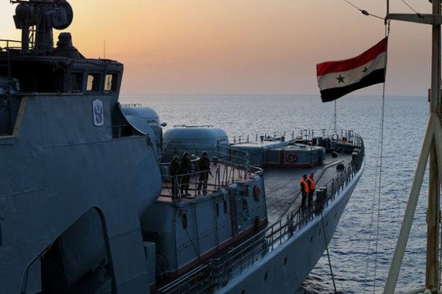 Помимо Средиземного моря российские корабли будут базироваться и в Судане.