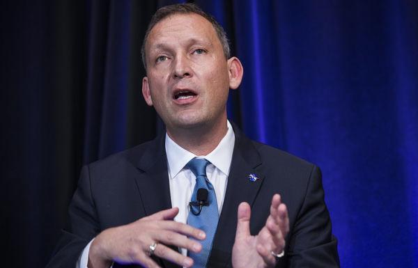 Помощник директора NASA Томас Зурбукен