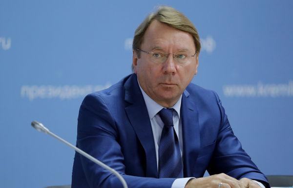 Помощник президента РФ по военно-техническому сотрудничеству Владимир Кожин
