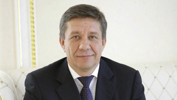 Владимир Поповкин.