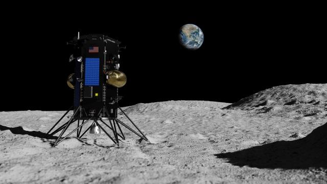 Посадочный модуль Nova-C способен доставить на поверхность Луны 100 килограмм полезного груза, а также обеспечить его электропитанием и связью с Землей. Максимальная потребляемая мощность — 200 ватт, канал передачи данных — до 6 мегабит