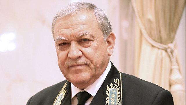 Посол РФ в Катаре Нурмахмад Холов. Архивное фото.