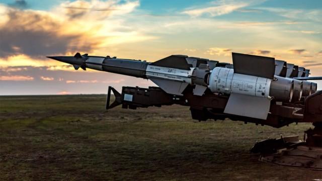 Поставки с Украины в Турцию зенитных ракетных комплексов С-125М1 «Печора-M1»