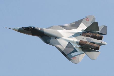 Поступление в войска серийных Су-57 - уже не за горами.