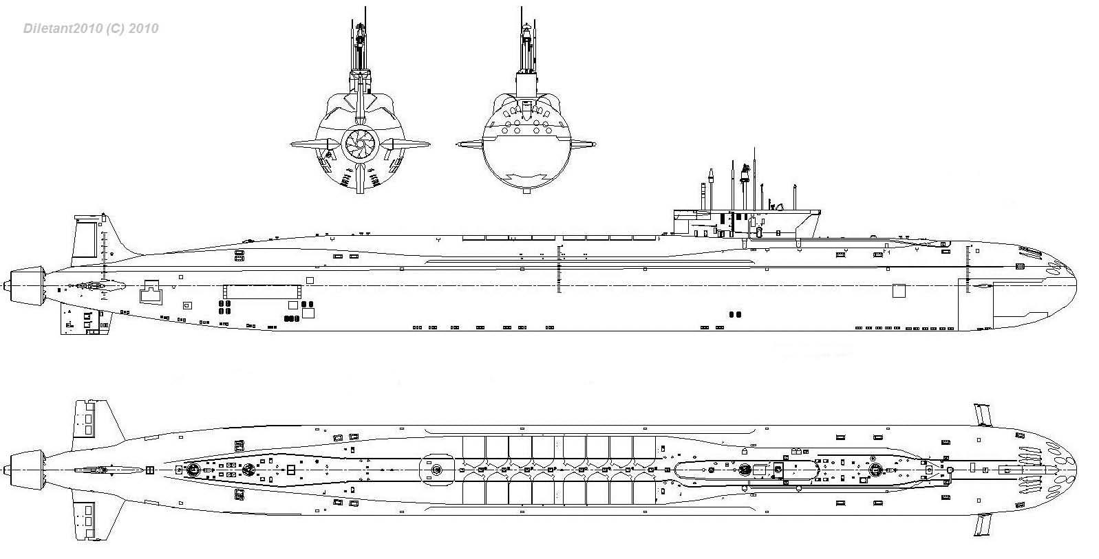 подводная лодка винт конструкция
