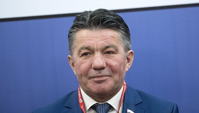 Председатель комитета Совета Федерации по обороне и безопасности Виктор Озеров. Архивное фото.