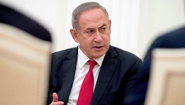 Премьер-министр Израиля Биньямин Нетаньяху. Архивное фото.