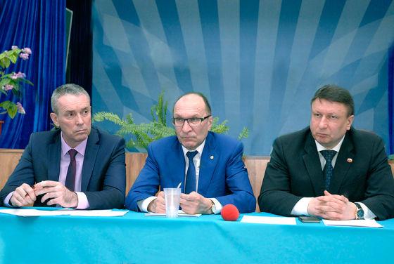 Президиум ученого совета