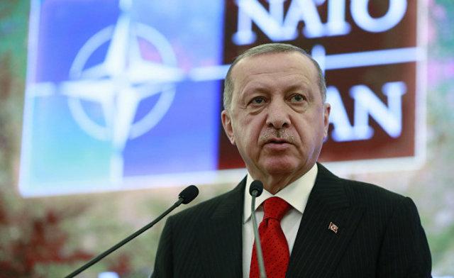 Эрдоган ищет помощи и поддержки на Западе