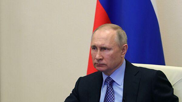 Путин подписал закон, разрешающий ФСО использовать боевую технику