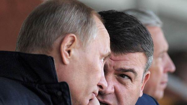 """""""Президент сказал: """"Есть такое мнение, что вы должны занять пост министра обороны"""""""