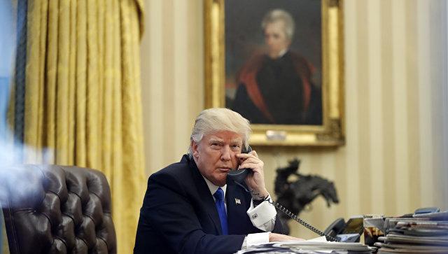 Президент США Дональд Трамп. Архивное фото.