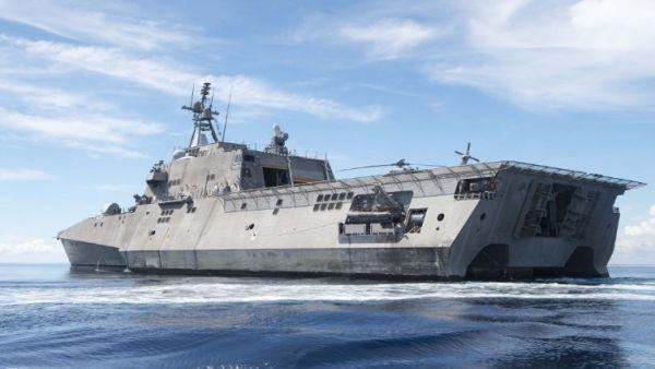 Прибрежный боевой корабль USS Coronado (LCS 4)