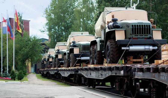 Продукция «Мотовилихинских заводов»