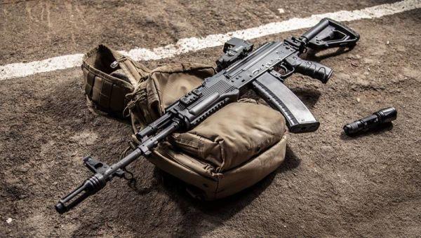 Модернизация автоматов АК-74 и АК-74М