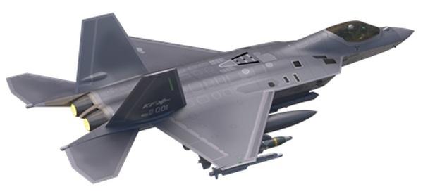 Проект перспективного многоцелевого истребителя KF-X.