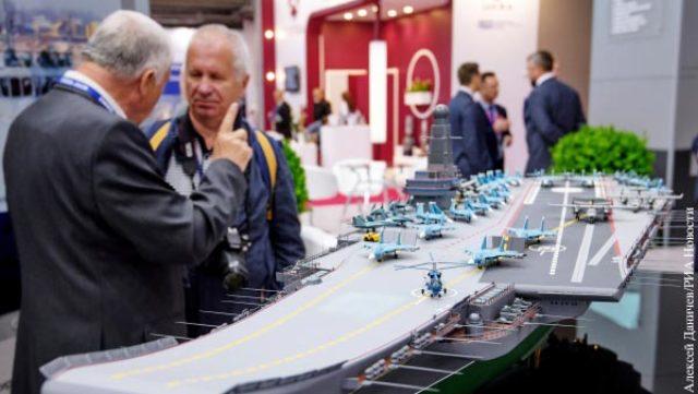 Проекты новых авианосцев для ВМФ России активно обсуждаются в экспертной среде