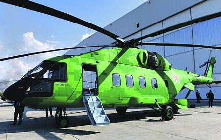Произошло знаковое событие в нашем вертолетостроении. Фото с сайта www.rostec.ru