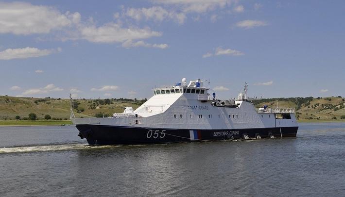 Пограничный сторожевой корабль проекта 22460.