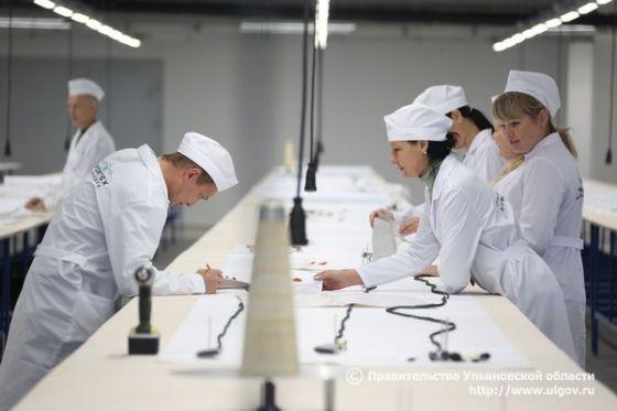 Промышленные технологии