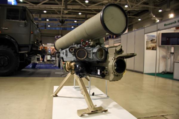 """ПТРК 9К115-2 """"Метис-М1"""""""