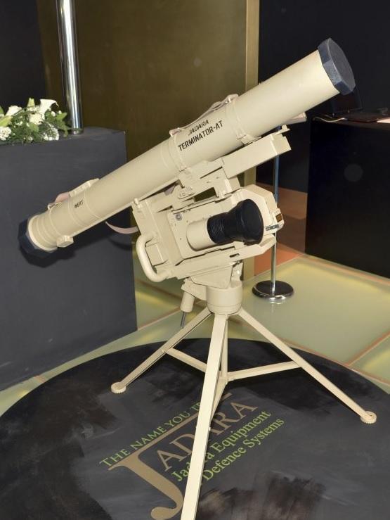 Противотанковый ракетный комплекс Terminator