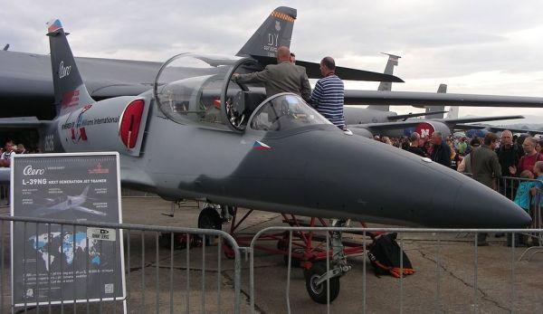 Прототип L-39NG.