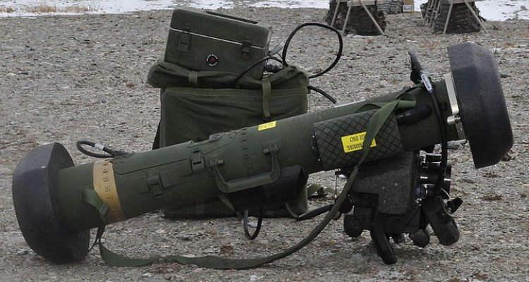 ПТРК FGM-148 Javelin.