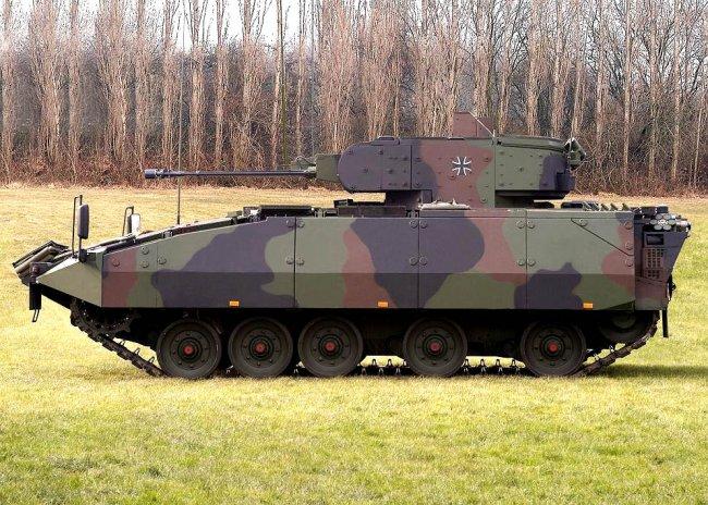 Германская боевая бронированная машина Puma (&quot;Пума&quot;)<br>Источник: http://topwar.ru/.