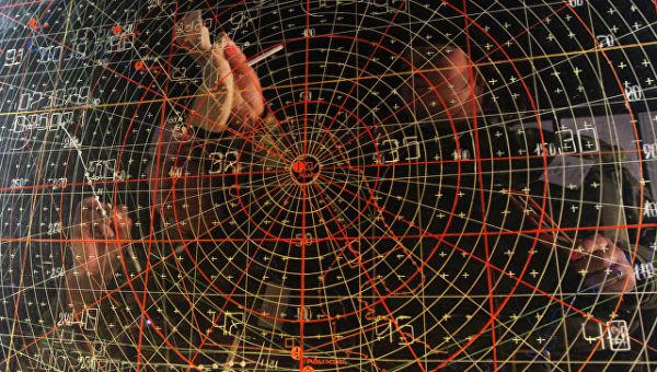 Пункт управления войсками ПВО