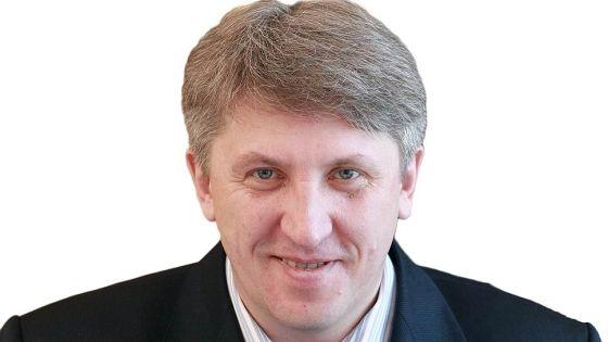 Гендир КВЗ Юрий Пустовгаров