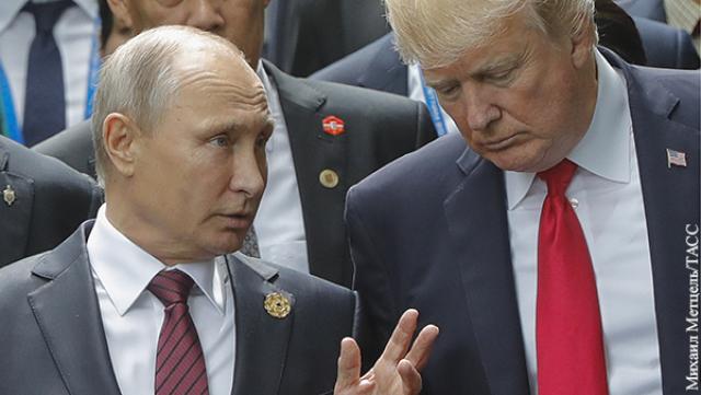 Путин хочет, чтобы Трамп быстрее определился с СНВ-3