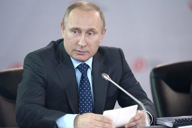 Путин отметил возросший потенциал оборонно-промышленного комплекса РФ