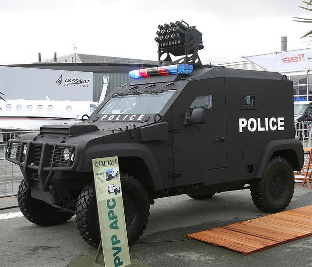 Бронеавтомобиль PVP APC.